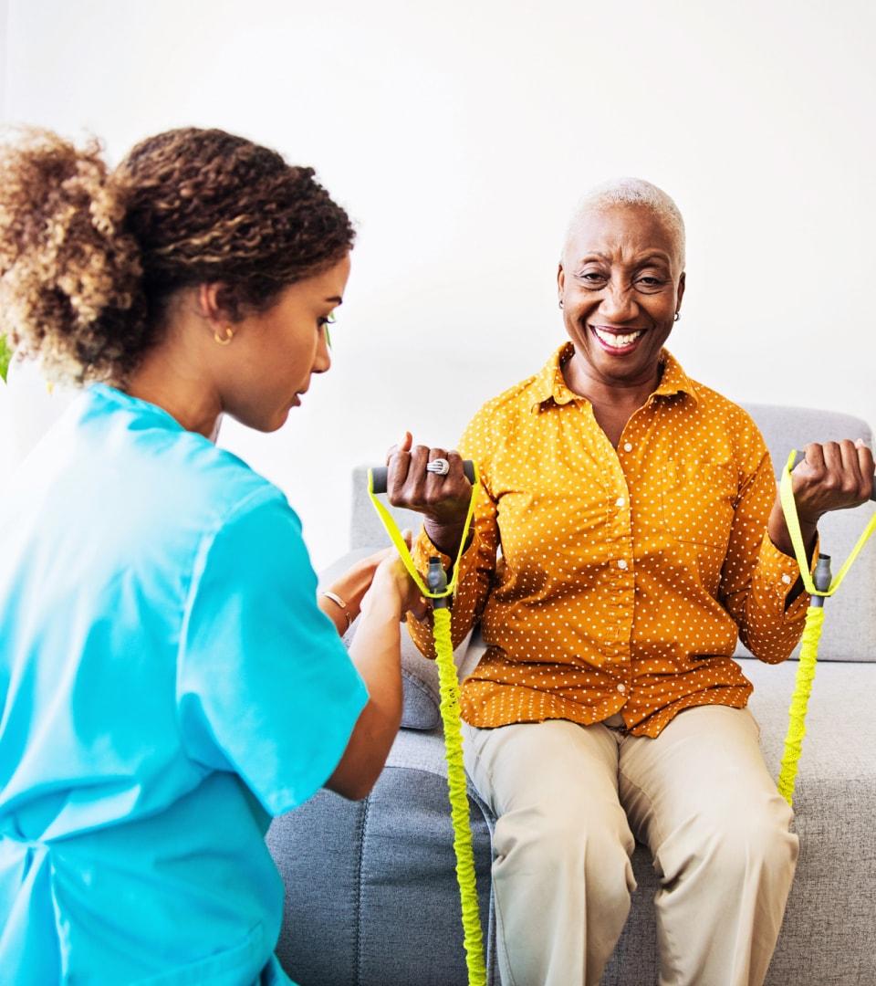 Home Care Flexibility